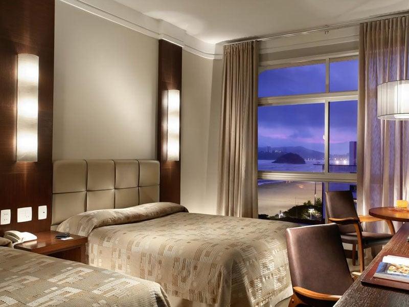 Hotel em Santos para o Reveillon
