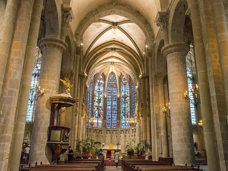 atrativos em carcassonne