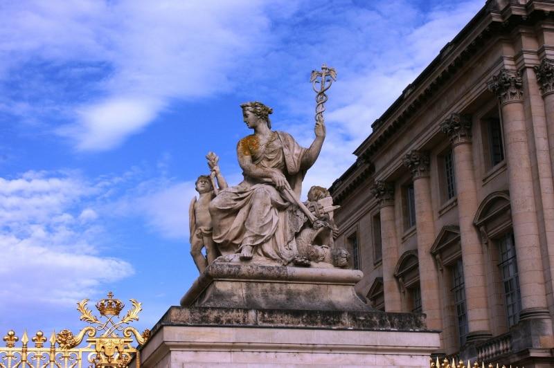 Passeios pelo Palácio de Versalhes