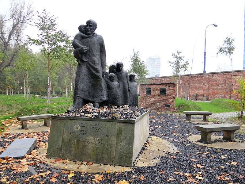 cemitério judeu na Polônia