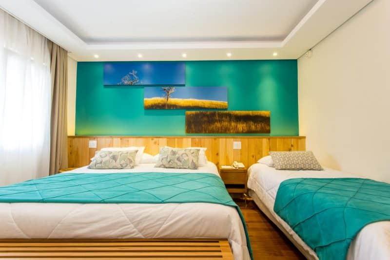 Bons hotéis em Campos do Jordão