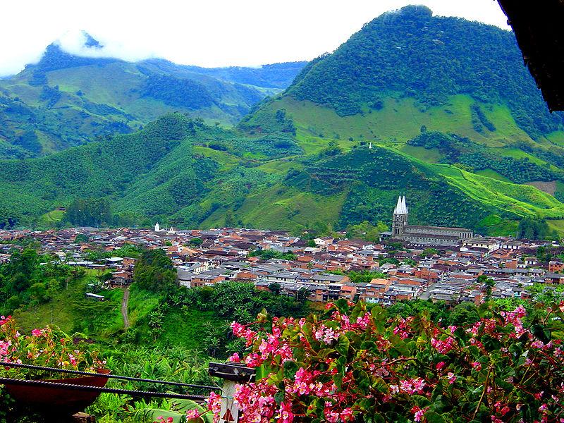 Arredores de Medellín