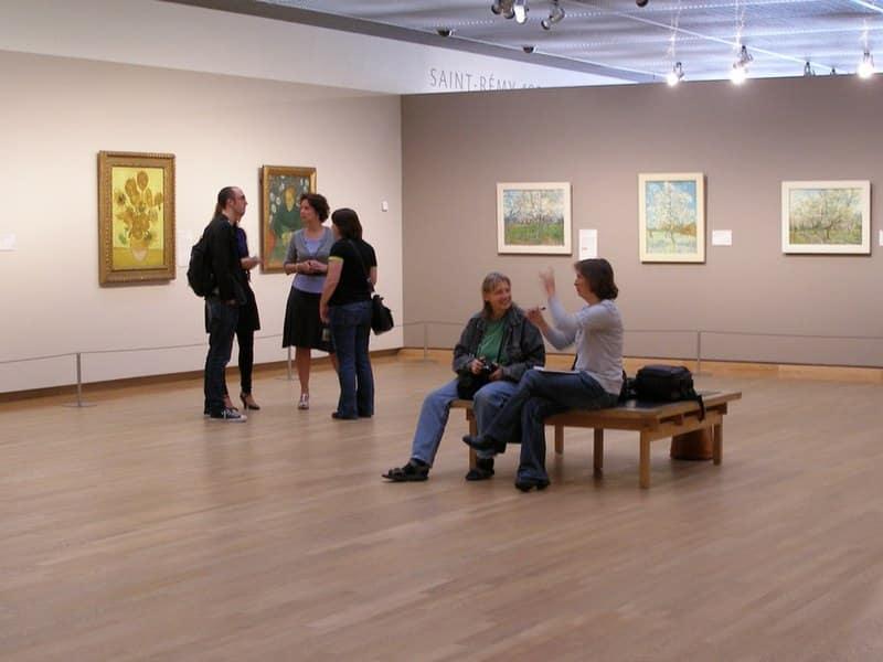 Museu Van Gogh dicas