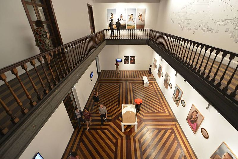 Museu de arte moderna Aloísio Magalhães (Mamam) é interessante?