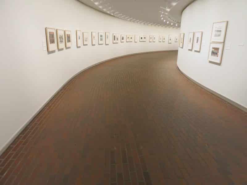 Museu de Arte Moderna de Louisiana, na Dinamarca