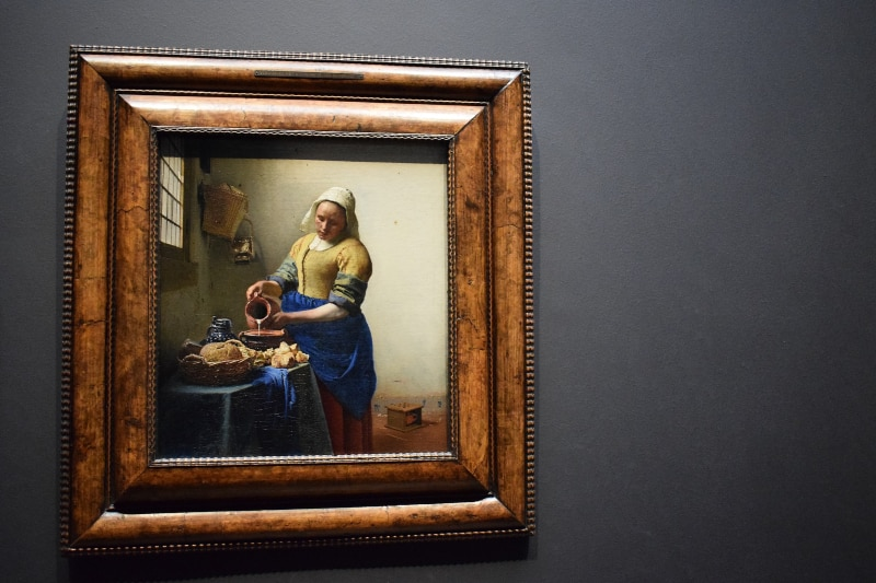 Rijksmuseum curiosidades