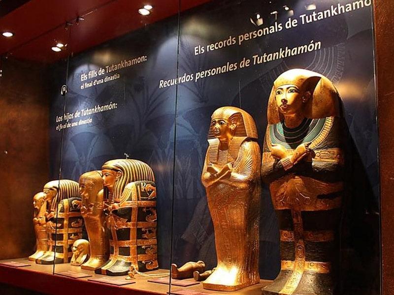Museus egípcios na Europa