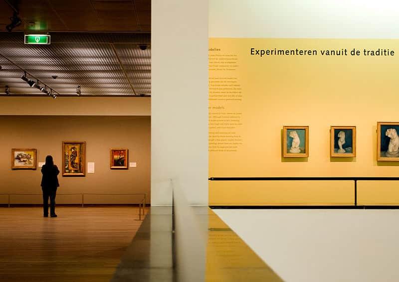 Curiosidades Museu Van Gogh