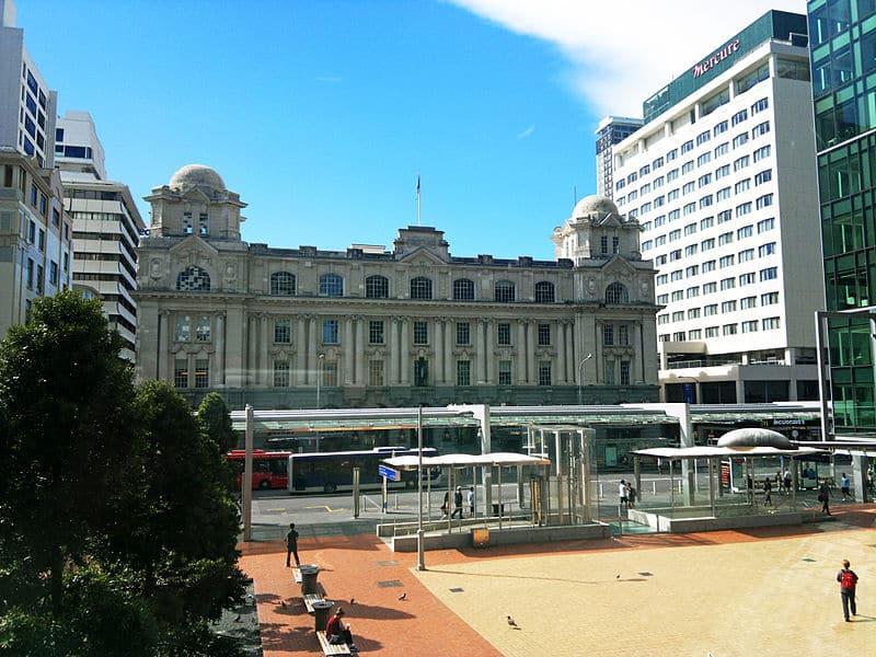 Onde fazer compras em Auckland de grife