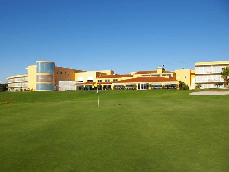 hotel com campo de golfe em Setúbal