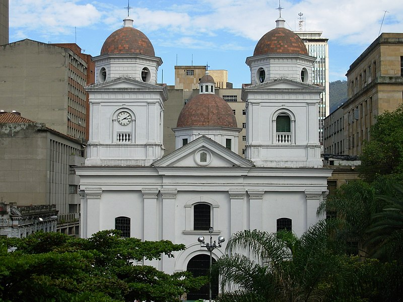 cidades da colombia