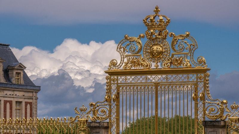 Palácio de Versalhes descrição