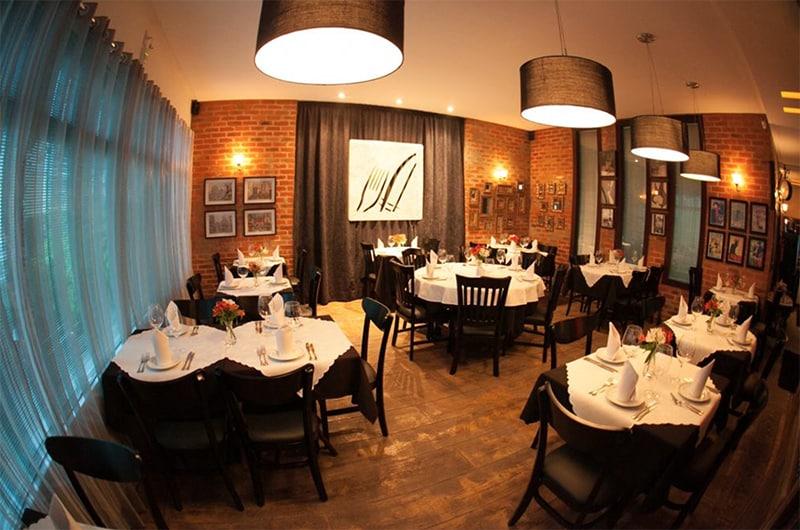 restaurante francês em Camboriú