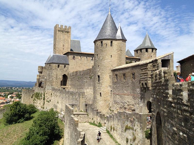roteiro em carcassonne