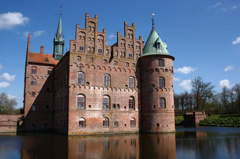 Pontos turísticos da Dinamarca