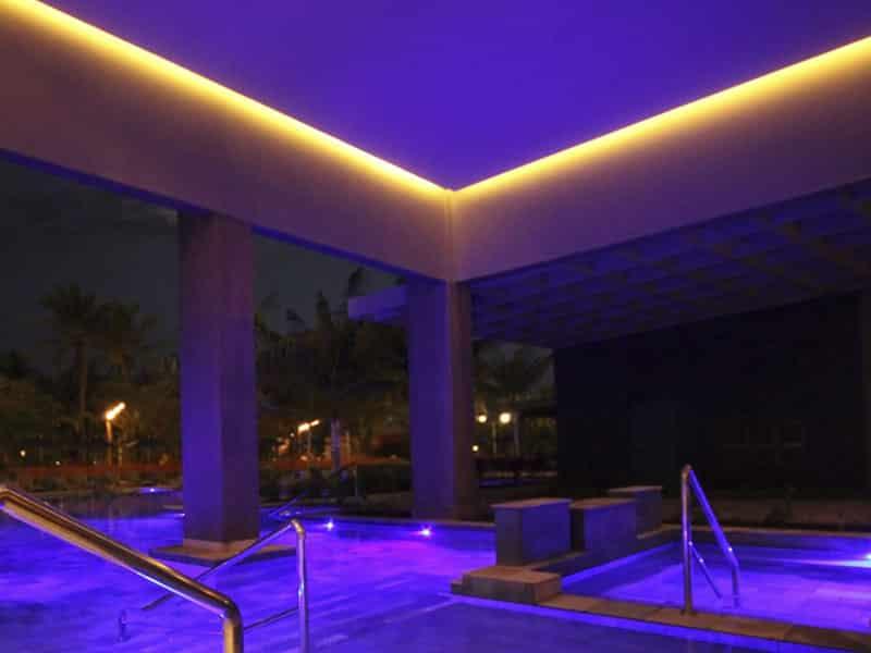 Hot Beach Resort ingresso