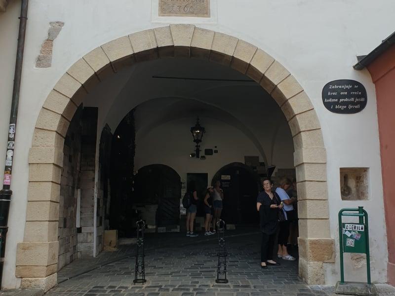 Portão de Pedra Zagreb