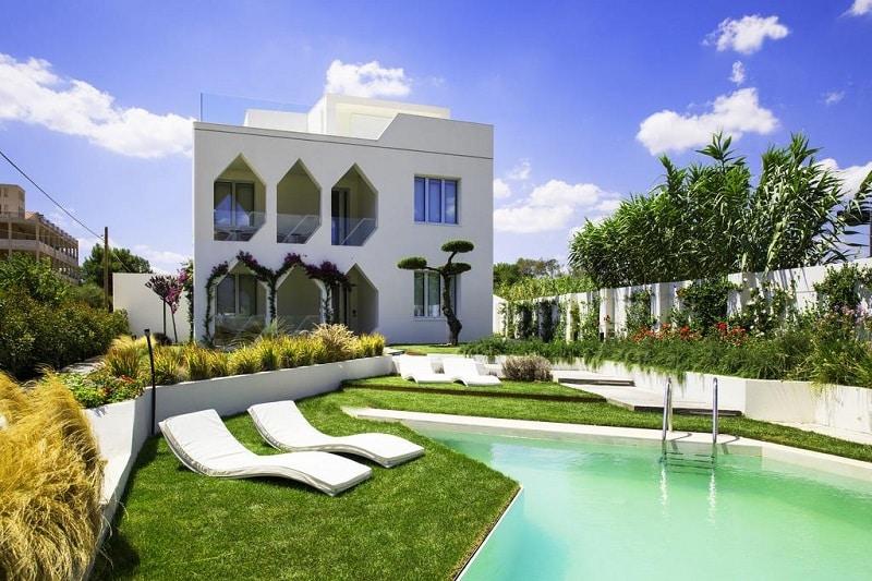 Hotéis na Sardenha confortáveis com preço bom