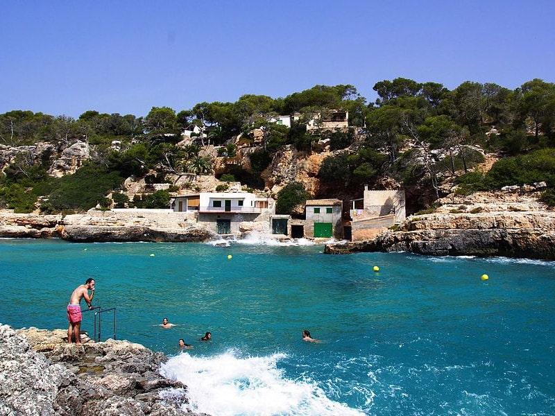 Praias para mergulhar em Maiorca