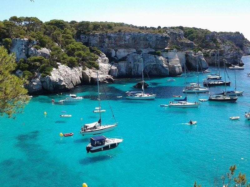 Praia mais bonita da Espanha