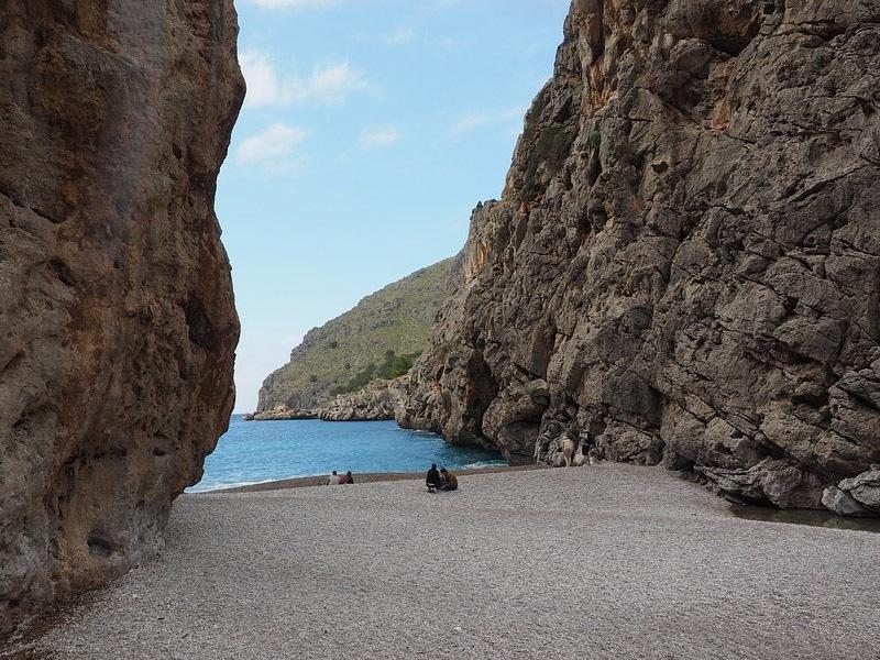 melhores praias em Maiorca