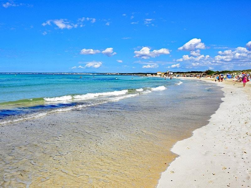 Praias para jovens em Maiorca