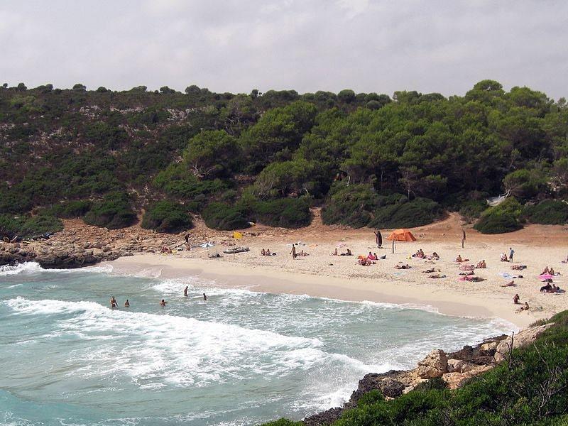 Em qual praia ficar em Maiorca?