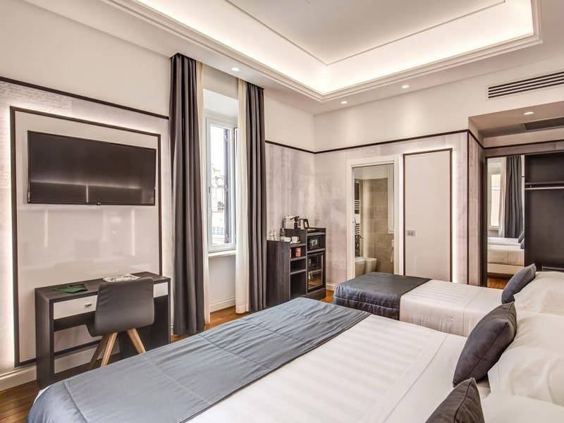 hotéis modernos em Roma