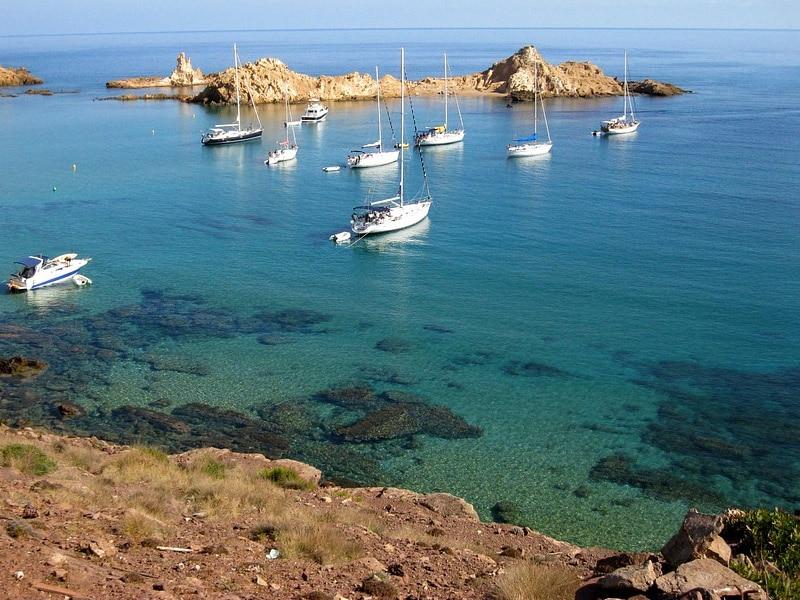 Praias mais belas de Menorca
