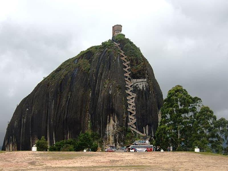 Guatápe Colômbia