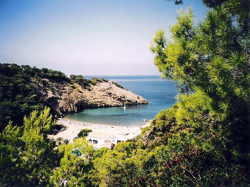 praia de pedra ibiza