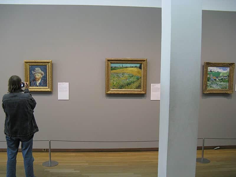 Tour Museu Van Gogh