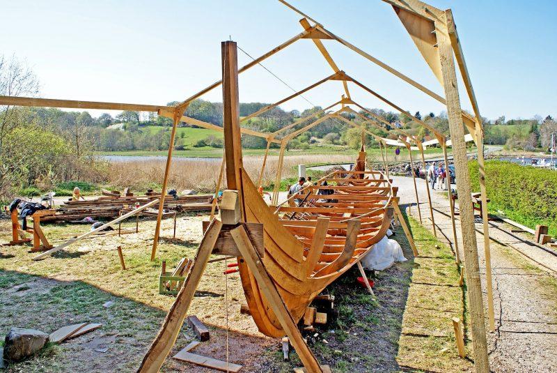 Vikingeskibsmuseet, na Dinamarca