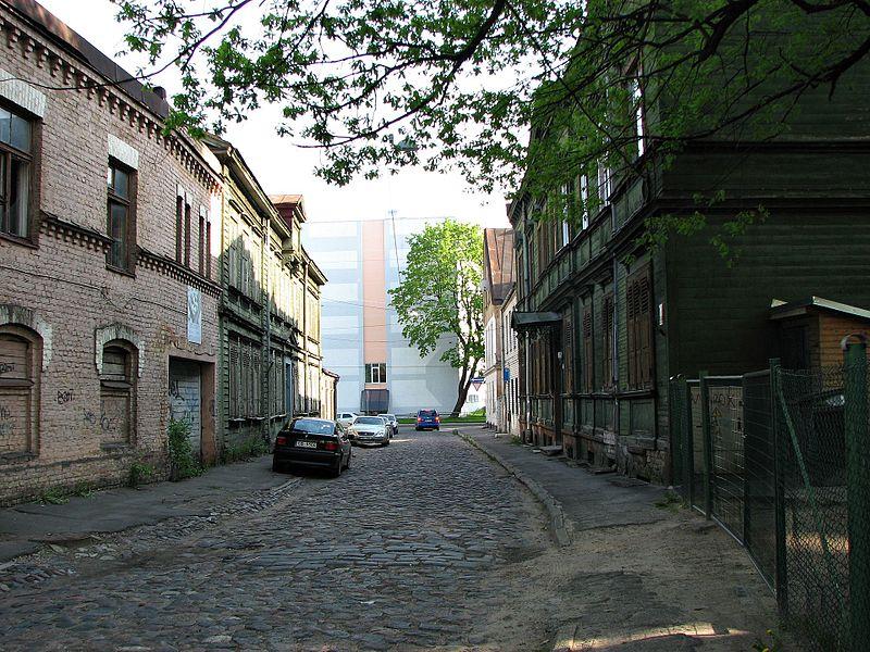 Melhor bairro ficar em Riga