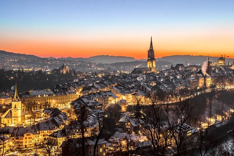 Bairros de Berna