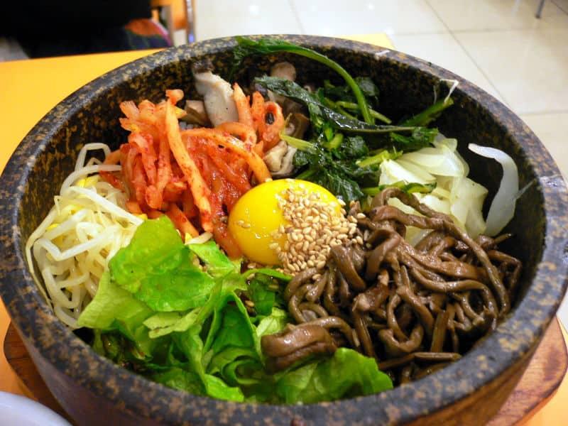 culinária da coreia lámen