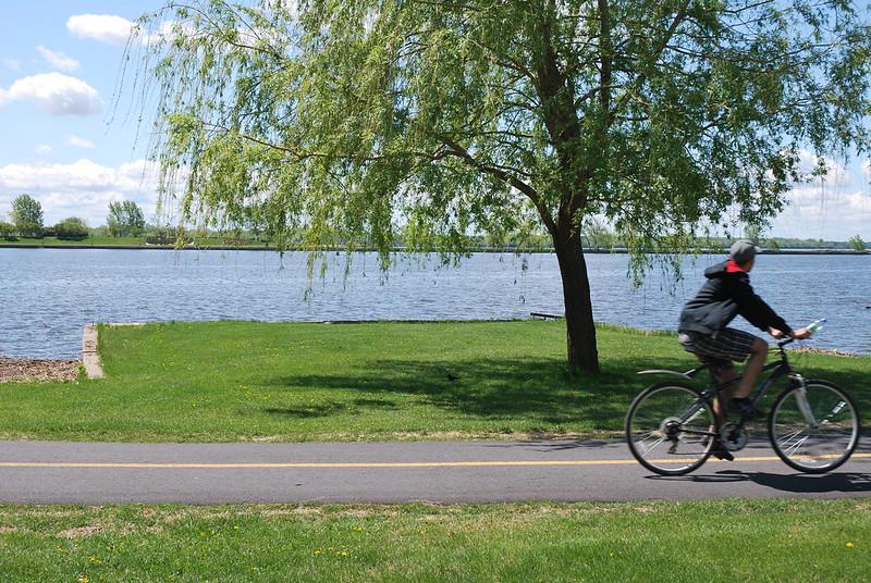 Bicicleta em Montreal