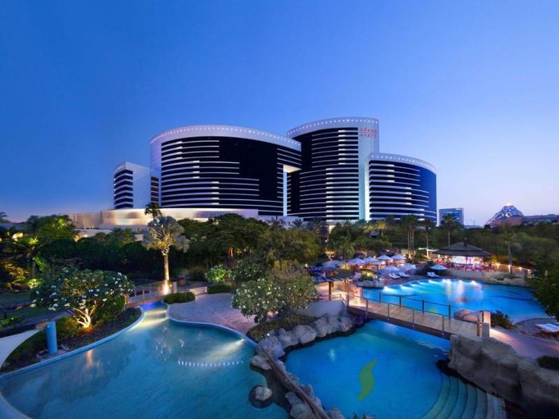 Hotéis de luxo em Dubai