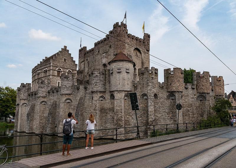 Pontos turísticos de Gante