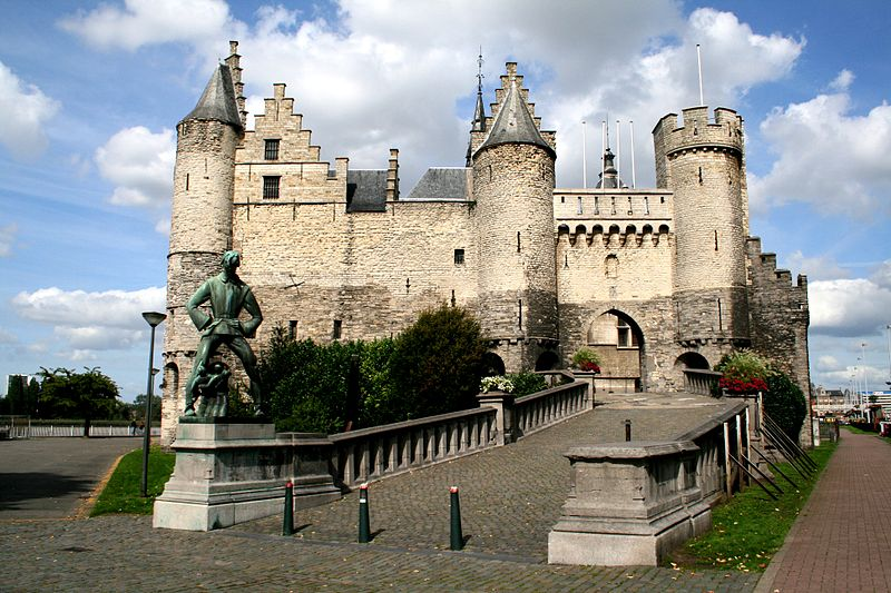 Castelos na Antuérpia