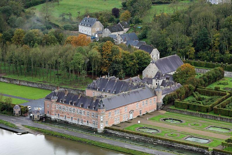 Castelos da Bélgica