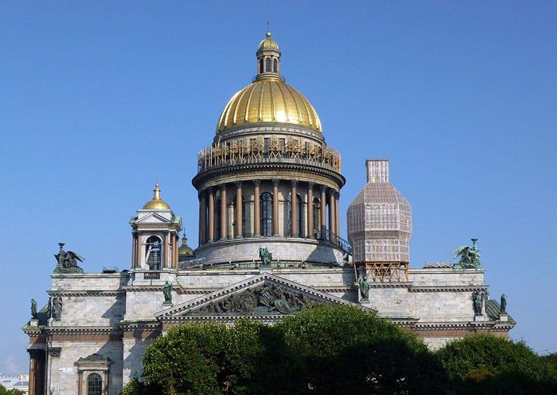Catedrais de São Petersburgo