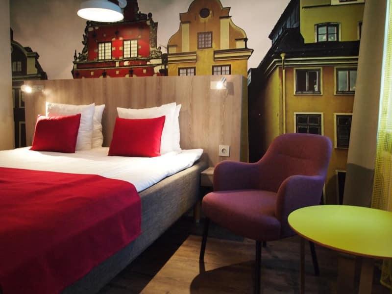 Hotéis nas cidades da Suécia