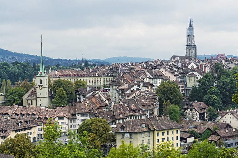 Onde ficar em Berna