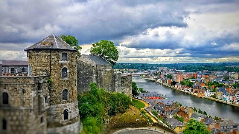O que fazer em Namur, na Bélgica