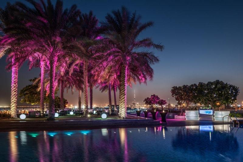 Hotéis com piscina em Dubai