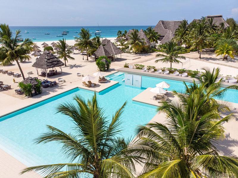 Onde ficar em Zanzibar