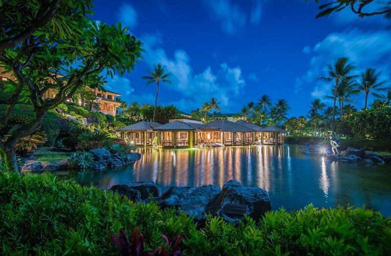 Hotéis no Hawaii