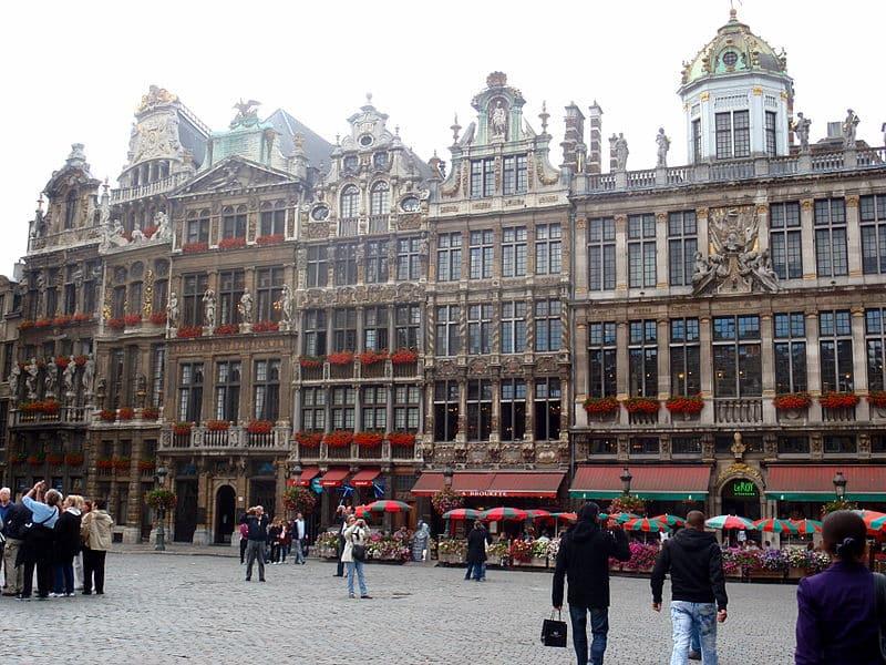 Restaurantes em Bruxelas