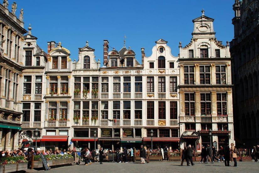 O que fazer nas cidades da Bélgica